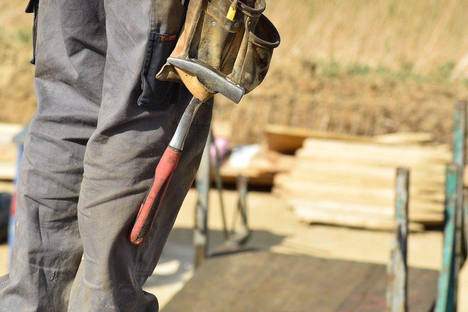 Kabiny WC na budowę