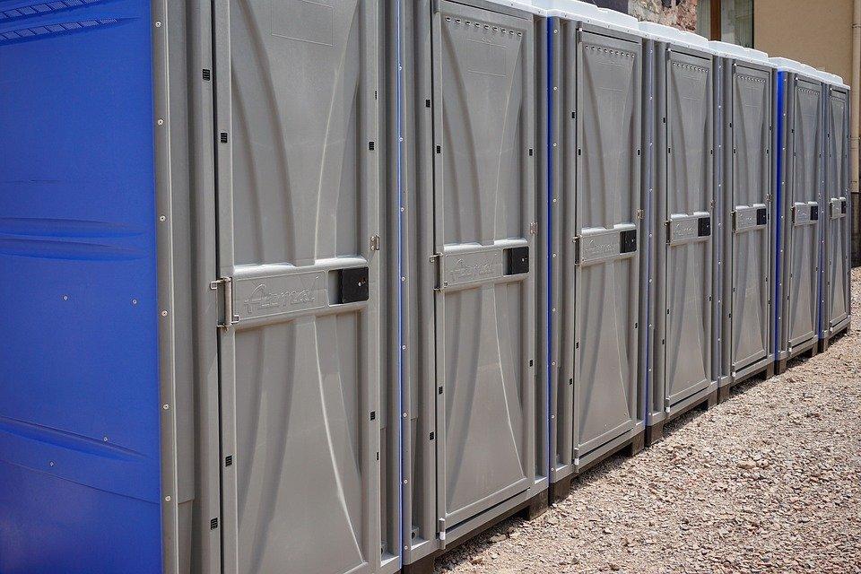 Miejsce posadowienia toalet