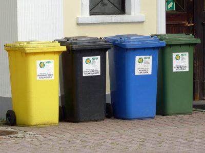 segregacja odpadow 400x300 - Segregacja odpadów