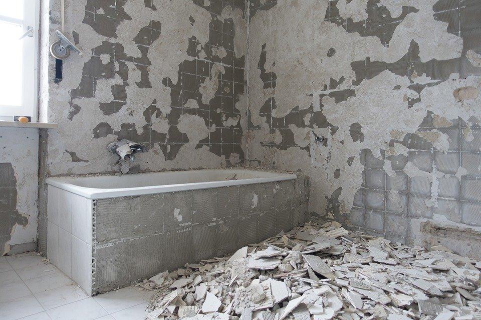 Typowe odpady z remontu i budowy