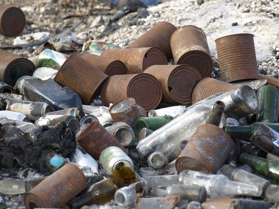 Odpady i ich segregacja
