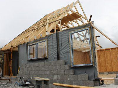 wynajem toalety na budowe domu 400x300 - Wynajem toalety na budowę domu