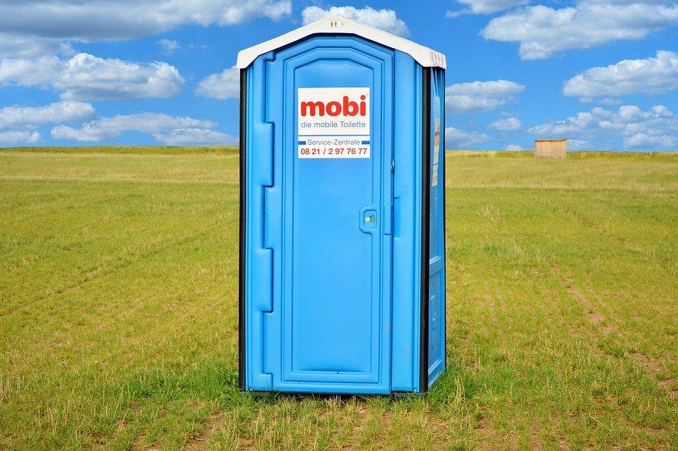 Kabiny WC na budowy