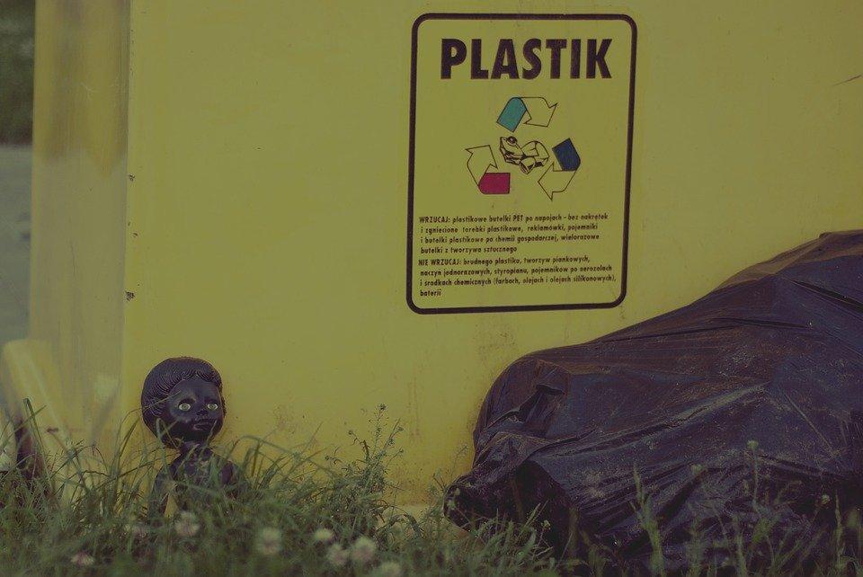 Optymalne wykorzystanie pojemników na odpady