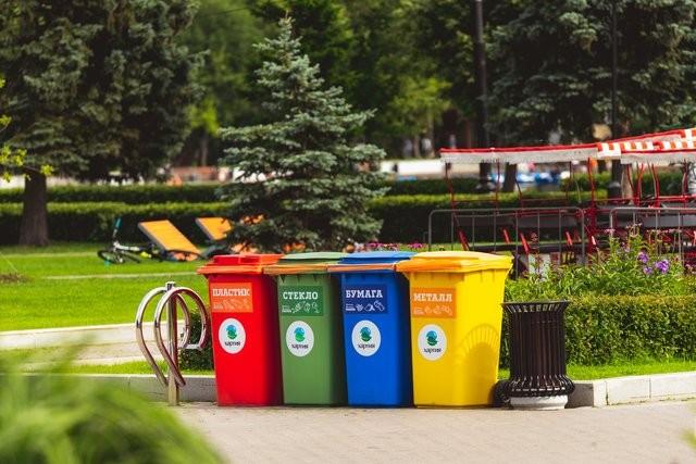 Rodzaje i pojemności koszy na śmieci
