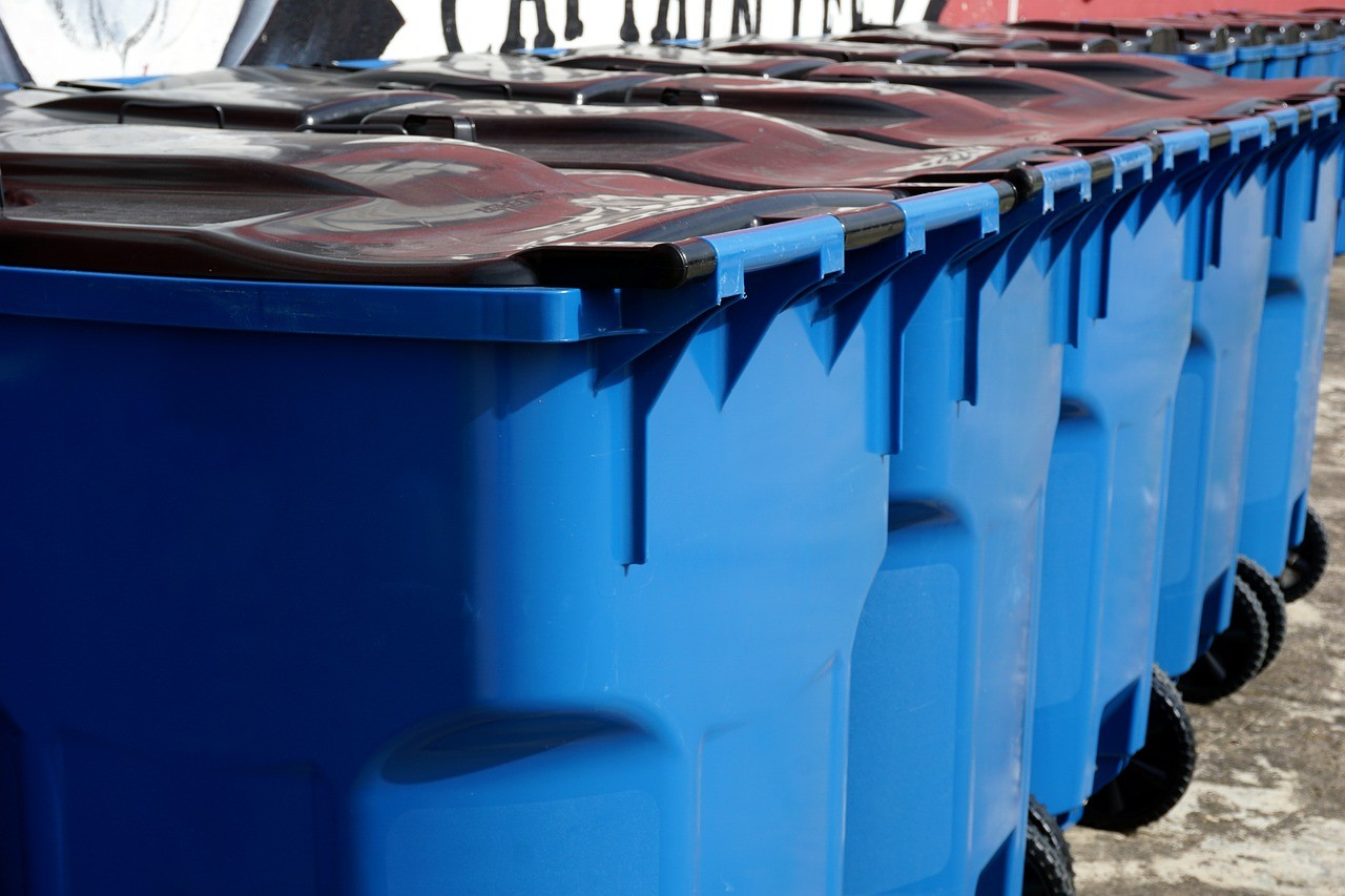 System zbiórki odpadów w Polsce