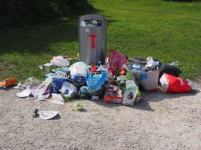 Warto zmniejszać ilość odpadów