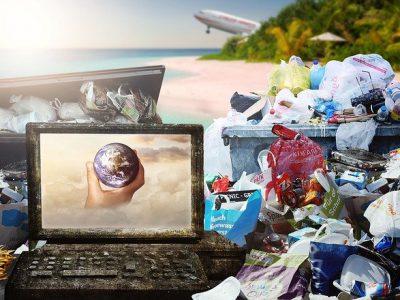 gdzie wyrzucac 400x300 - Zagospodarowanie odpadów w statystyce