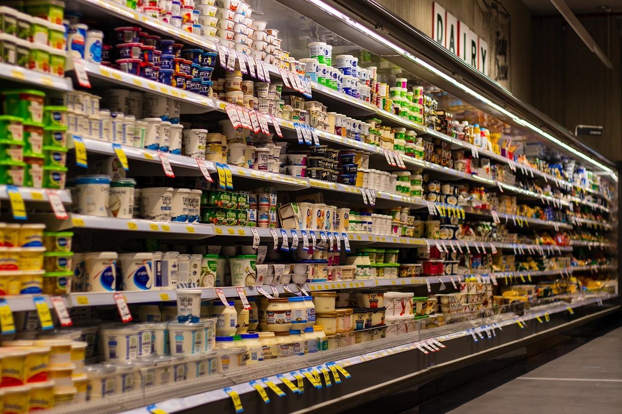 Gdzie wyrzucać opakowanie po mleku, jogurcie i maśle ?