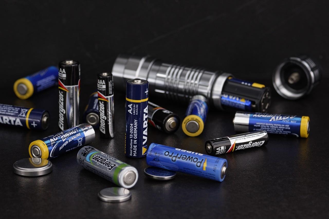 Gdzie wyrzucać baterie ?