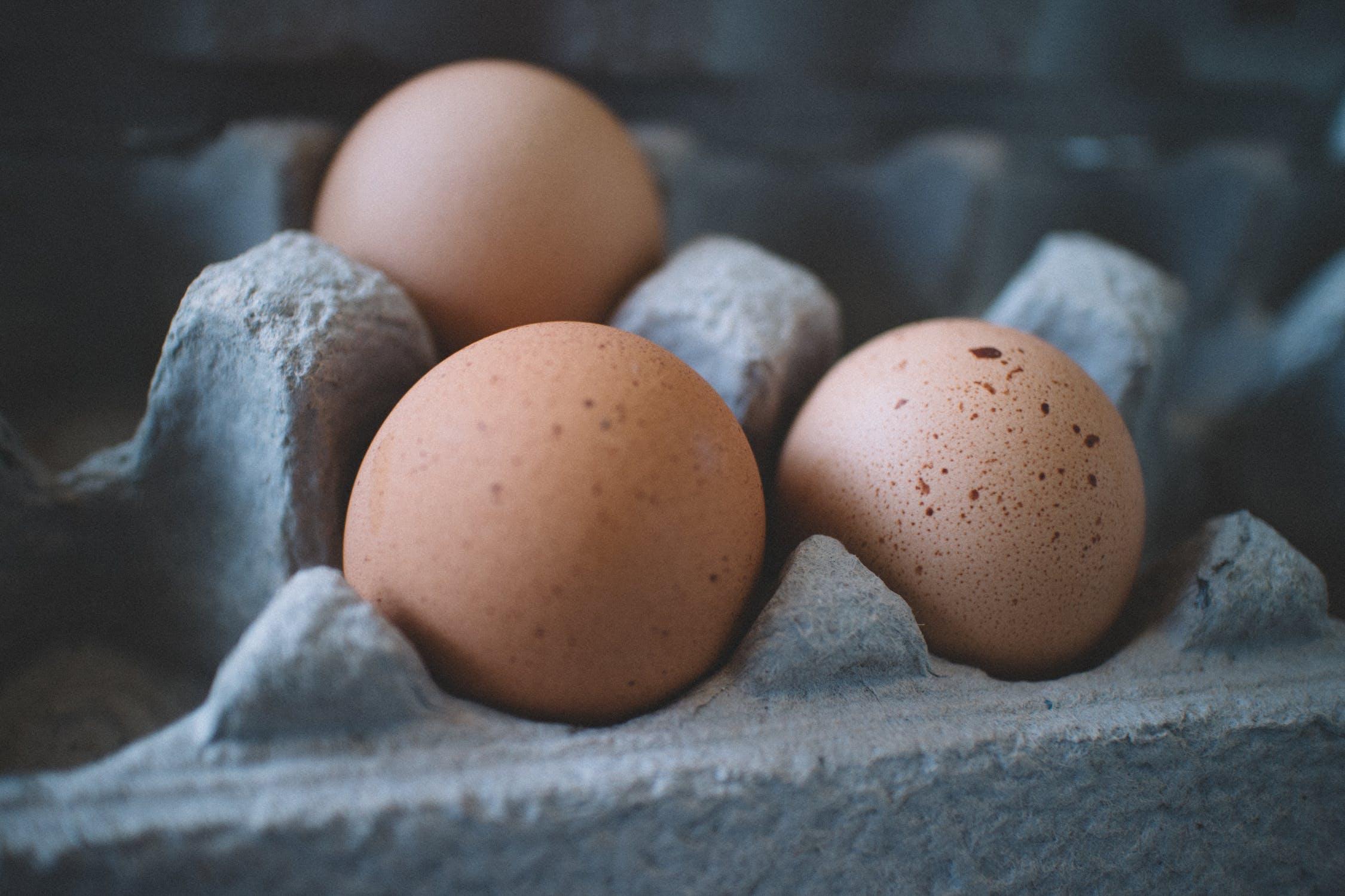 Gdzie wyrzucać opakowania po jajkach ?